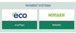 betwinner payment systems