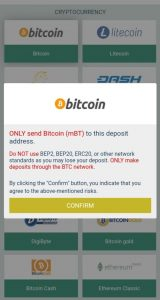 betwinner bitcoin
