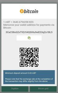 betwinner bitcoin QR