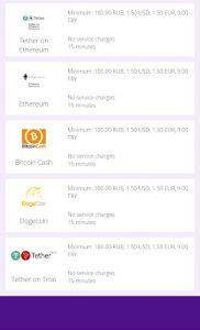 Helabet - withdrowal and deposit methods