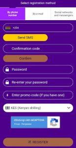 Helabet bonus registration by phone